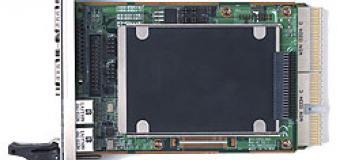 Мощность и надежность в формате CompactPCI
