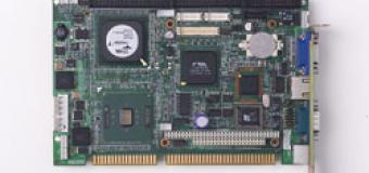 PCA-6773 - новая процессорная плата с шиной ISA
