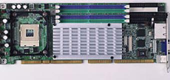 Процессорная плата PCA-6188 с высокоскоростным интерфейсом PCI-X