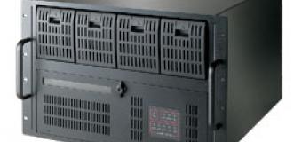 20-слотовое шасси для промышленных серверов - АСР-7000