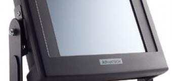 PPC-V106 - защищенный панельный компьютер для транспорта