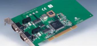 PCI-1680U: 2-портовый контроллер CAN для шины PCI от компании Advantech