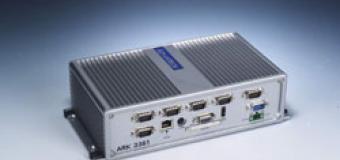 Встраиваемые промышленные компьютеры ARK-338 для различных приложений