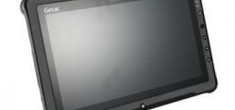 Новое поколение защищенных планшетов Getac F110-Ex