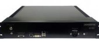 Безвентиляторный промышленный компьютер на базе ЦПУ «Эльбрус-4С» для 19-дюймовой стойки