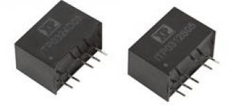 Универсальные и компактные: DC/DC-преобразователи XP Power мощностью 3 Вт