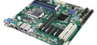 Материнская плата Advantech формата ATX на базе процессоров Coffee Lake