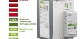 Источник питания WAGO Pro 2: нужная мощность, в нужном месте, в нужное время