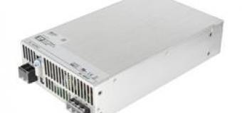 Программируемые AC/DC-источники питания на 3 кВт с повышенным выходным напряжением до 400 В