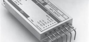 Соединительные переходные втулки для конфигурирования DC/DC-преобразователей Interpoint
