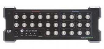 HybridNETBOX – новый многоканальный генератор и дигитайзер от Spectrum Instrumentation