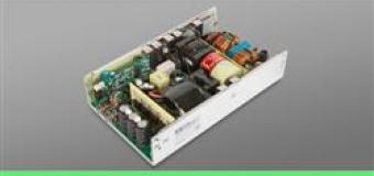 500-ваттные AC-DC источники питания XPPower для промышленного, медицинского и IT-оборудования